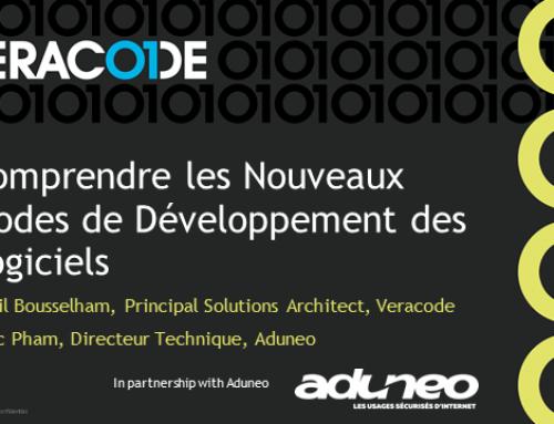 WEBINAR : Comprendre les nouveaux modes de développement des logiciels